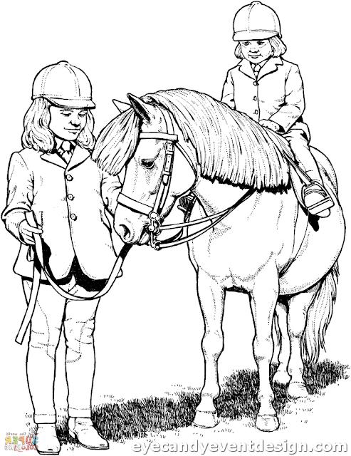 Pferdefotos Zum Ausdrucken