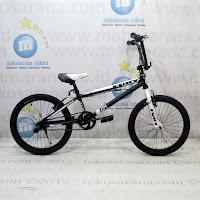 Sepeda BMX Genio Fury Street Pro 20 Inci