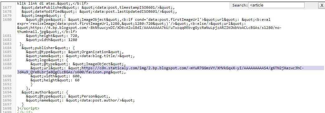Panduan Lengkap Template Blogger Simple Ajaib Non AMP