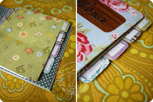 3 Christmas Gift Giving Idea | DIY Recipe Book Binder from Marysza