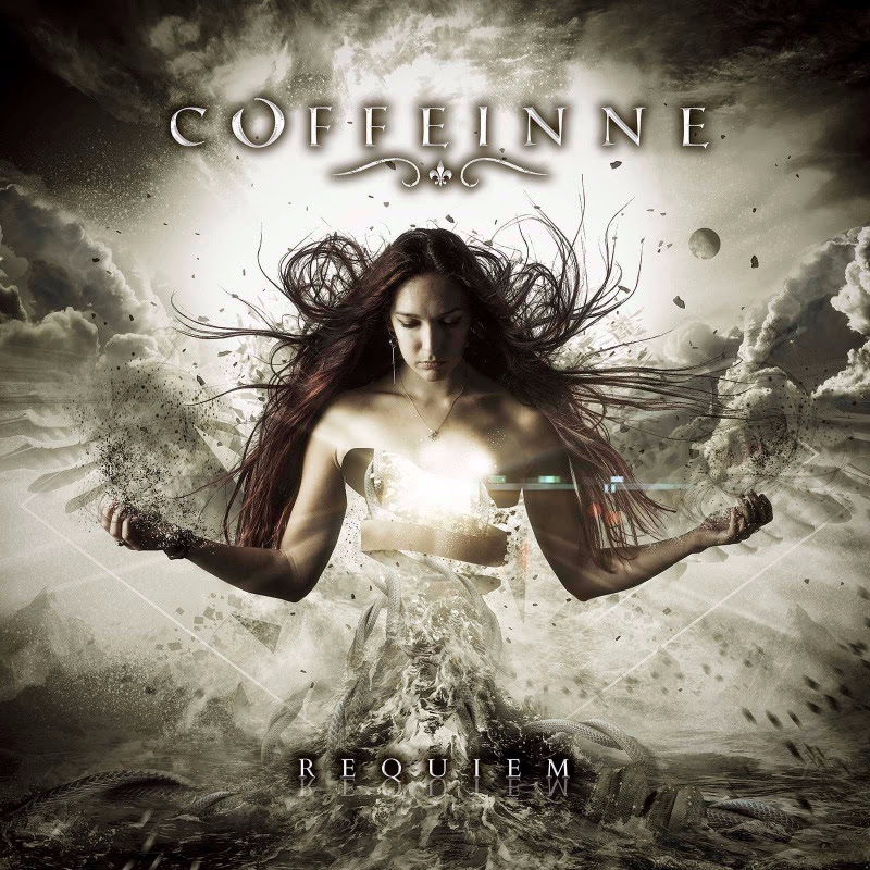 Coffeinne Requiem cover art