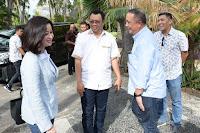 Bertemu Wamen BUMN dan Investor, Gubernur Bahas Proyek The Mandalika