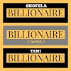 MUSIC: Shofela - Billionaire [Cover]