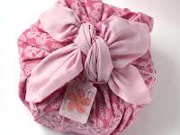 Furoshiki rose