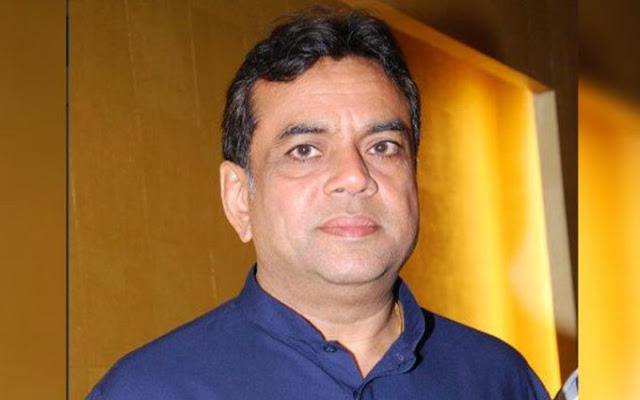 Paresh Rawal appointed as National School of Drama new chairman