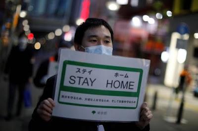 Bantuan keuangan dari pemerintah Jepang karena situasi COVID-19