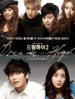 Sinopsis Drama Dream High 2