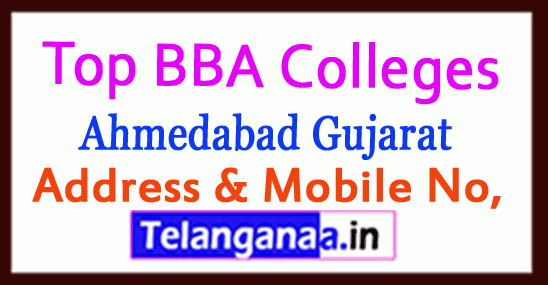 Top BBA Colleges in Ahmedabad Gujarat