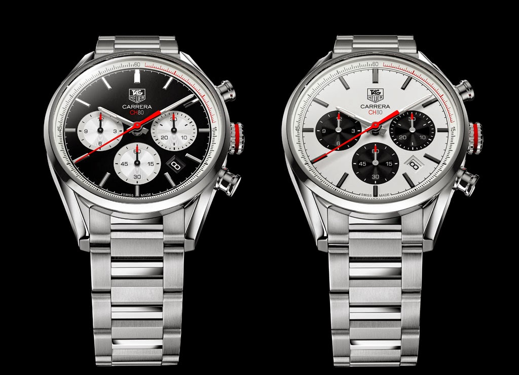 Tag Heuer - Carrera Calibre CH 80 Chronograph | Time and