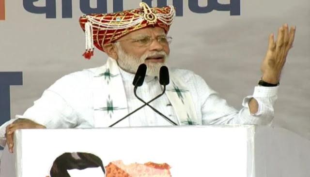 हर कश्मीरी को गले लगाना और वहां फिर से स्वर्ग बनाना है: PM मोदी - newsonfloor.com