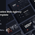 Creative Web Agency Figma UI Template