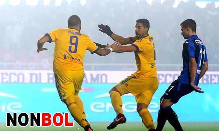 Cuplikan Gol Atalanta 0-1 Juventus | Leg 1 Semifinal Coppa Italia 2017-2018