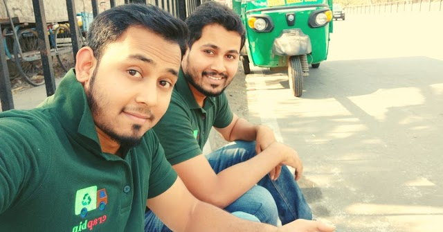 Feelgood Waste! Hyderabad Start-up Makes a Virtue out of Raddi!