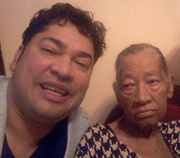 "Fallece abuela de Frederick Martínez ""El Pachá"""