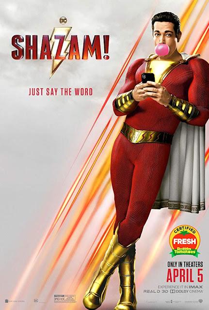 مشاهدة فيلم Shazam 2019 1080p HC HDRip مترجم مباشرة اون لاين