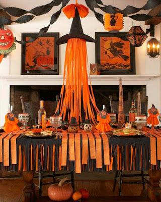 Party halloween ideas