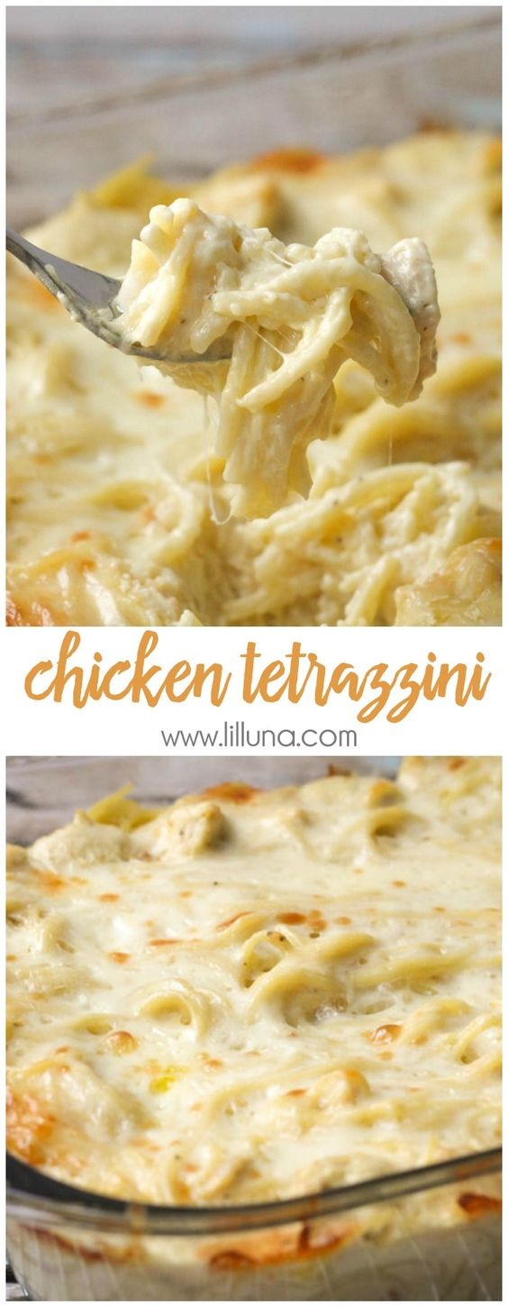 Chicken Tetrazzini Recipe