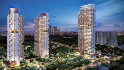 Apartemen Synthesis Residence Kemang Jakarta