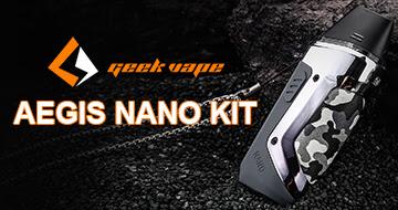 GeekVape Aegis Nano Kit