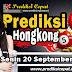 Prediksi Togel HK 20 September 2021