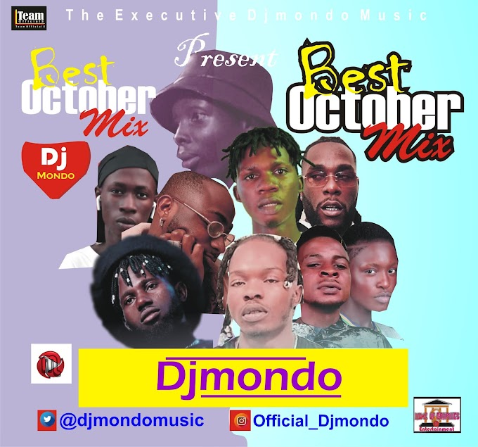 🔥[MIXTAPE] - Best October Mix_By_DjMondo
