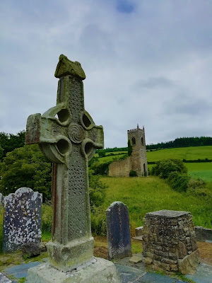 Killamery High Cross