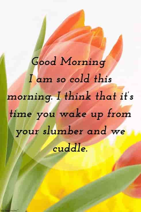 hd good morning image with love message