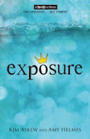book cover of Exposure by Kim Askew and Amy Helmes published by Merit Press