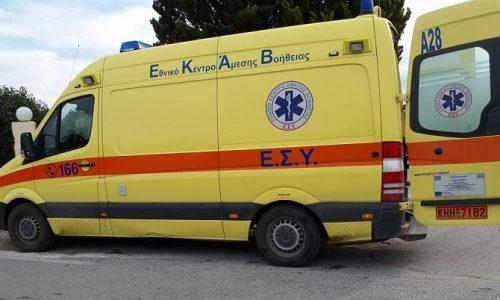 Ένας μαθητής τραυματίστηκε ελαφρά σε τροχαίο που έγινε λίγο μετά τις οκτώ το πρωί στην πόλη της Πρέβεζας.
