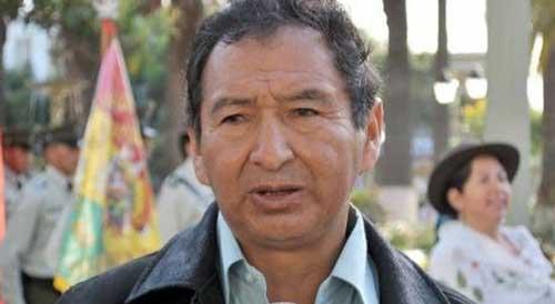 Lino Condori gestó contratos con firma ligada a CAMC