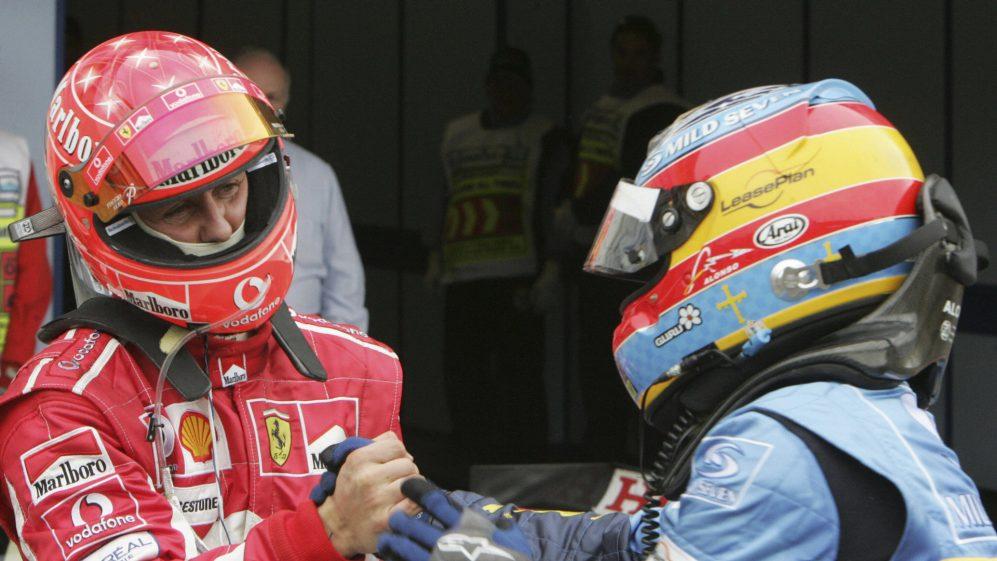 Schumacher iria anunciar sua aposentadoria da F1 após vencer o GP da Itália de 2006