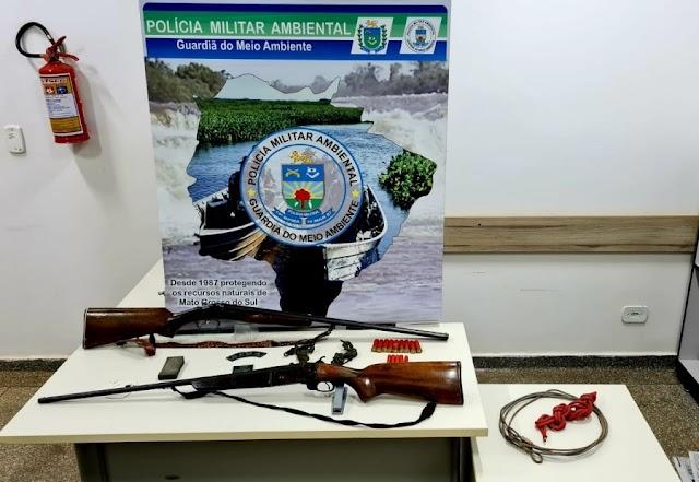 PMA de Naviraí e Produtores Rurais se unem no combate a caça ilegal
