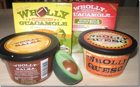 FREE Wholly Guacamole Product Coupon (Mailed to your house)