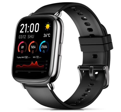 Helalife Body Temperature Monitor Fitness Tracker Smart Watch