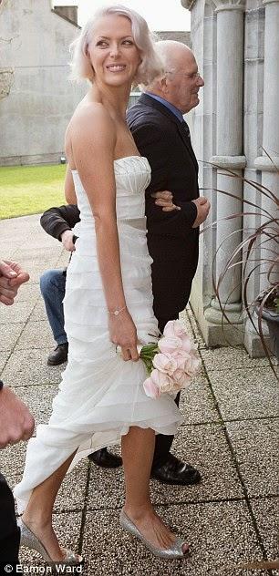 Red Carpet Wedding Kelly Jones And Jakki Healy