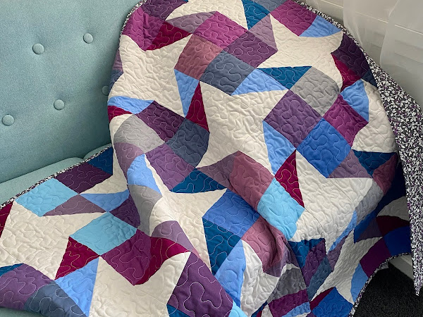 Starry Charms Quilt