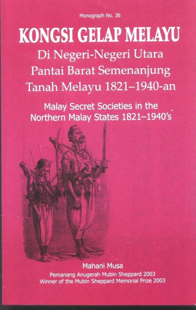 The Reading Group Malaysia: Kongsi Gelap Melayu Di Negeri ...