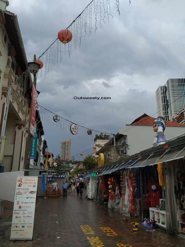 Solo Traveling Singapura