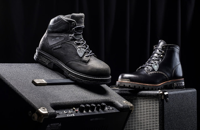 Wolverine Releases 2 Metallica-Inspired Boots To Fund U.S. Trade Programs