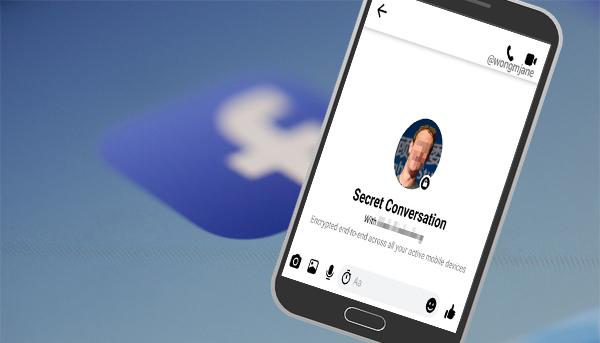 فيسبوك تختبر ميزة إجراء  المحادثات السرية على Messenger
