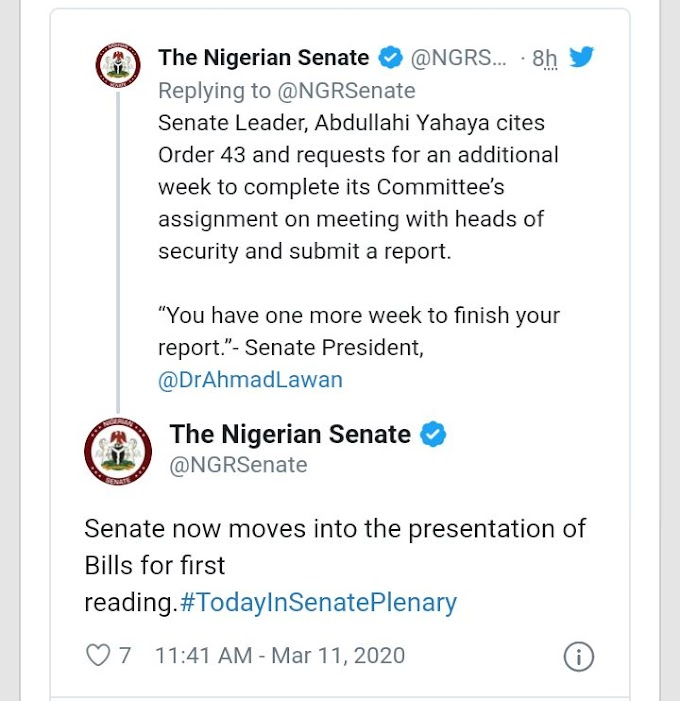 Nigeria Senators Threatens to Ban The Use Of Generator
