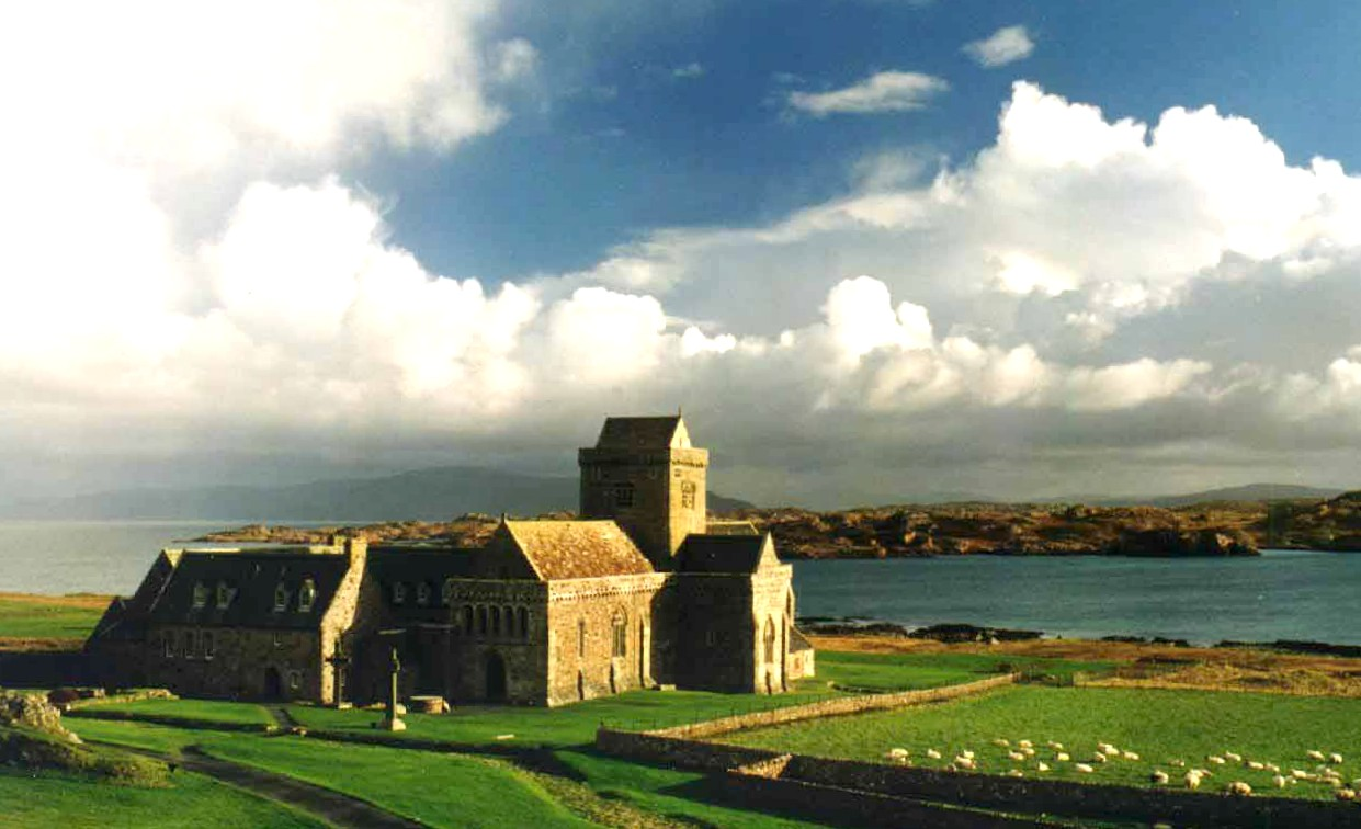 Iona Abbey, Birthplace of Christianity