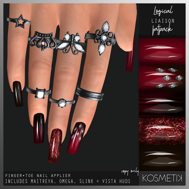 KOSMETIK New Release Logical Liaison
