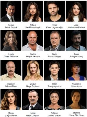 Daftar Nama dan Biodata Pemain Endless Love Turki TVOne