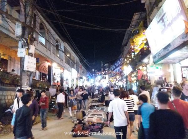 ทัวร์เวียดนามเหนือ ตลาดซาปา