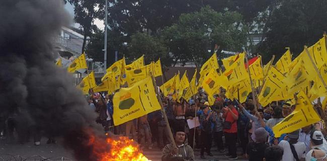 Penembakan Mahasiswa Sudah Kelewatan, PMII Se-Sulawesi Tenggara Akan Gelar Aksi Besar-besaran