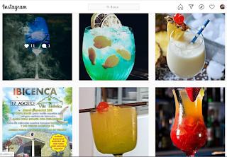 imágenes del instagram de el mago del gin tonic