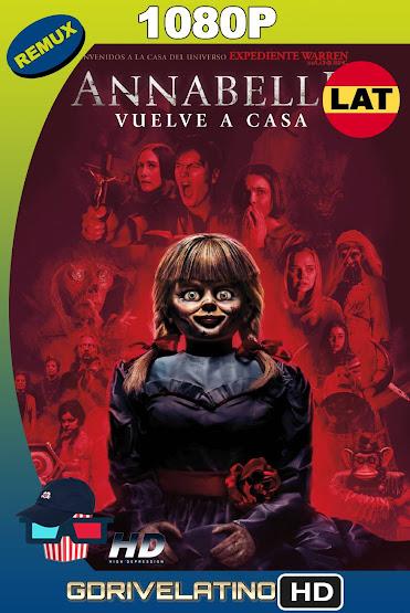 Annabelle 3: Vuelve a Casa (2019) BDRemux Latino-Ingles MKV