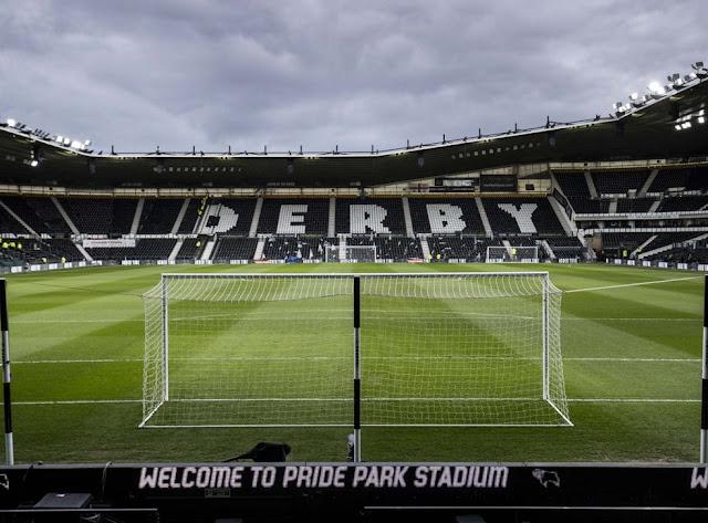 Un chico de nueve años quiere ser entrenador del Derby County