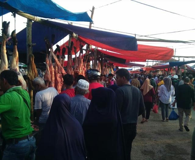 Super Murah Harga Daging Di Pasar Sigli